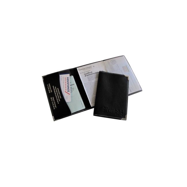 Porte carte grise (x5)