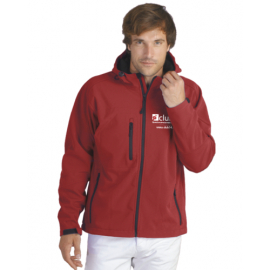 Veste Softshell Club 14 H