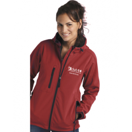VESTE SOFTSHELL CLUB 14 F