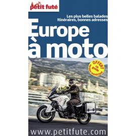 Petit Futé Europe 2015-2016